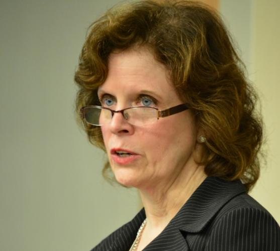 Pictured:Assistant Superintendent for BusinessKathleen Molander.