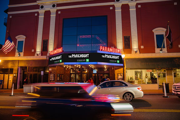 The Paramount directors announced on Wednesday a multi-year marketing partnership with TD Bank.