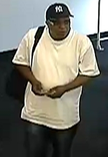 Suffolk police say this man took 30 cans of baby formula from a CVS store in East Northport on July 1.