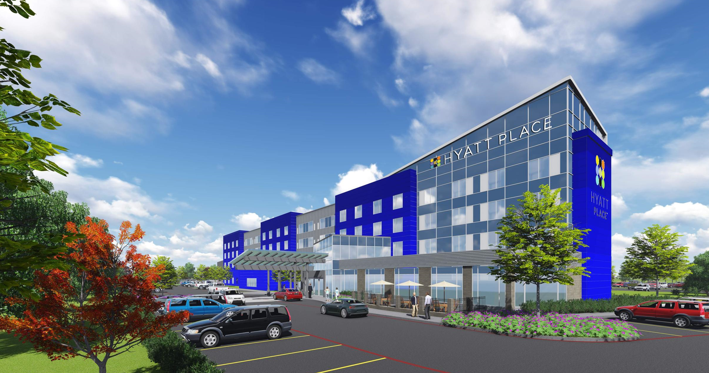 The Town Board voted to approve a 90-day extension for considering a proposed Hyatt Place hotel in Melville.