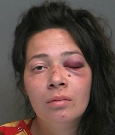 Melina Silsbe, of Shirley, was charged with fleeing police custody in an ambulette before crashing and being taken into custody again Thursday.