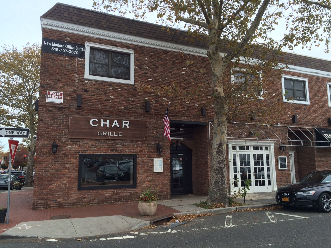 VAUXHALL is readying to replace the former Char at 26 Clinton St. in Huntington.