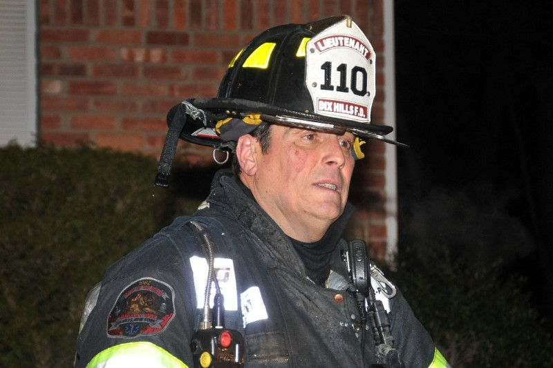 Firefighter Lt. John Vierling is suffering from untreatable liver cancer due to his efforts at Ground Zero following 9/11.