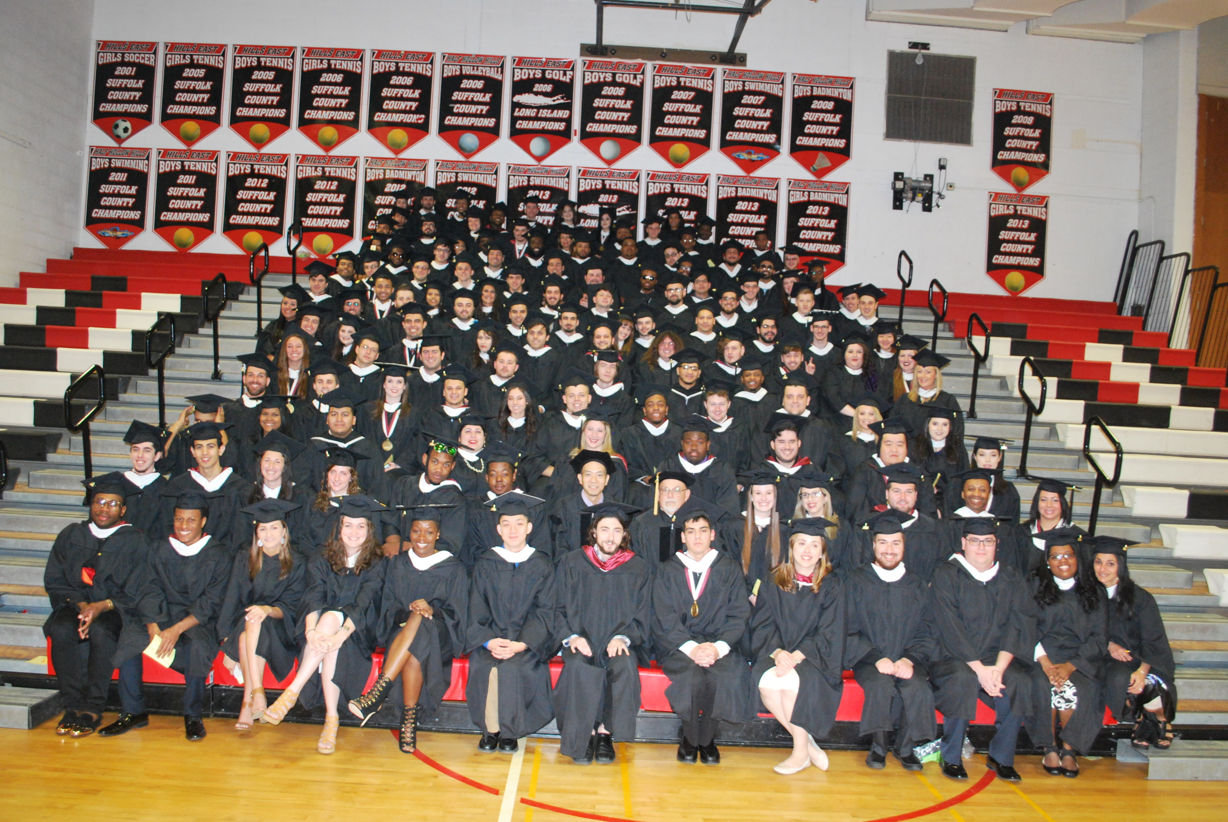 Five   Towns College Class of 2016.Photos provided by Five Towns College