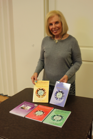 Lois Stern, author of the Tales2Inspire series, has compiled a six-book series that are collections of stories meant to inspire readers while giving writers an opportunity to be published.