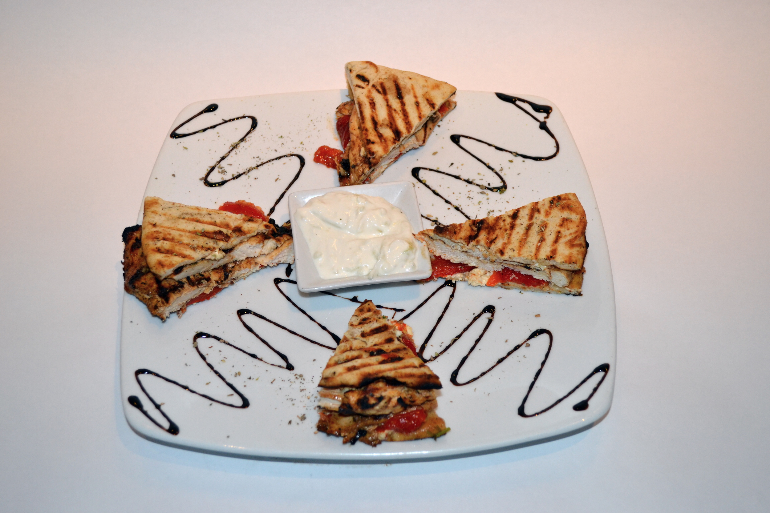 Neraki has a Georgie lunch special that is savory and tasteful in all the right ways.