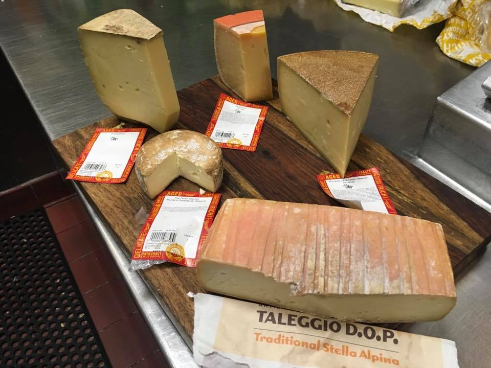 New, spectacular cheeses at Tutto Pazzo in Huntington.