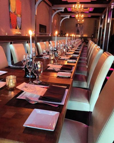 Photo/Facebook/IMC Restaurant  IMC's wine and Wagyu tasting dinner is tonight.