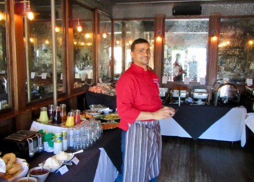 "Chef Bobby Bouyer has joined Storyville American Table, bringing ""The Big Easy"" to Huntington."