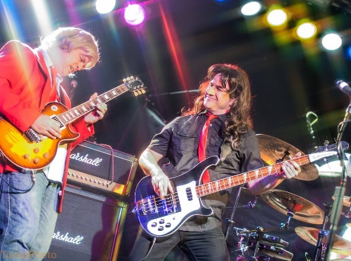 Rush tribute band Mystic Rhythms will perform at The Paramount on Sept. 30.   Photos courtesy of Paul Armento