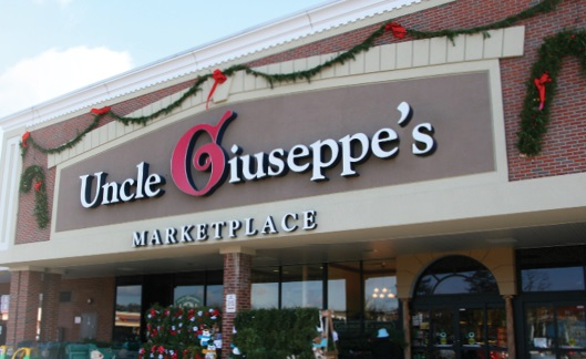 The seventh Uncle Giuseppe's location is set to open its doors in Melville on Dec. 1.