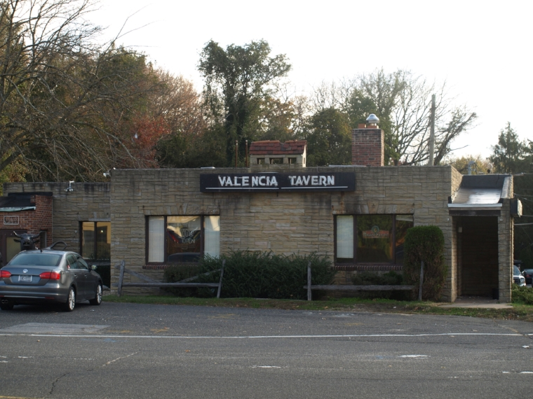 Developers are planning to build a mixed-use building on the property that has housed   Valencia Tavern for nearly 100 years.   Long Islander News Photo/Connor Beach