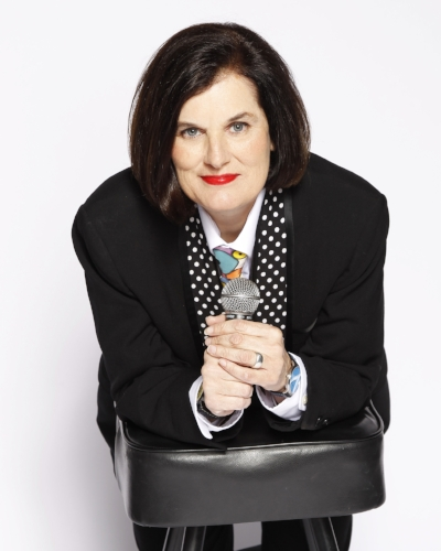 Paula Poundstone will bring her comedy show to The Paramount on Friday, Dec. 1 at 8 p.m.
