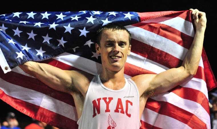 "Michael ""Mikey"" Brannigan was recently named the Male Paralympic Athlete of the Year at the 2017 Team USA Awards.   Photo by Cheryl Treworgy"