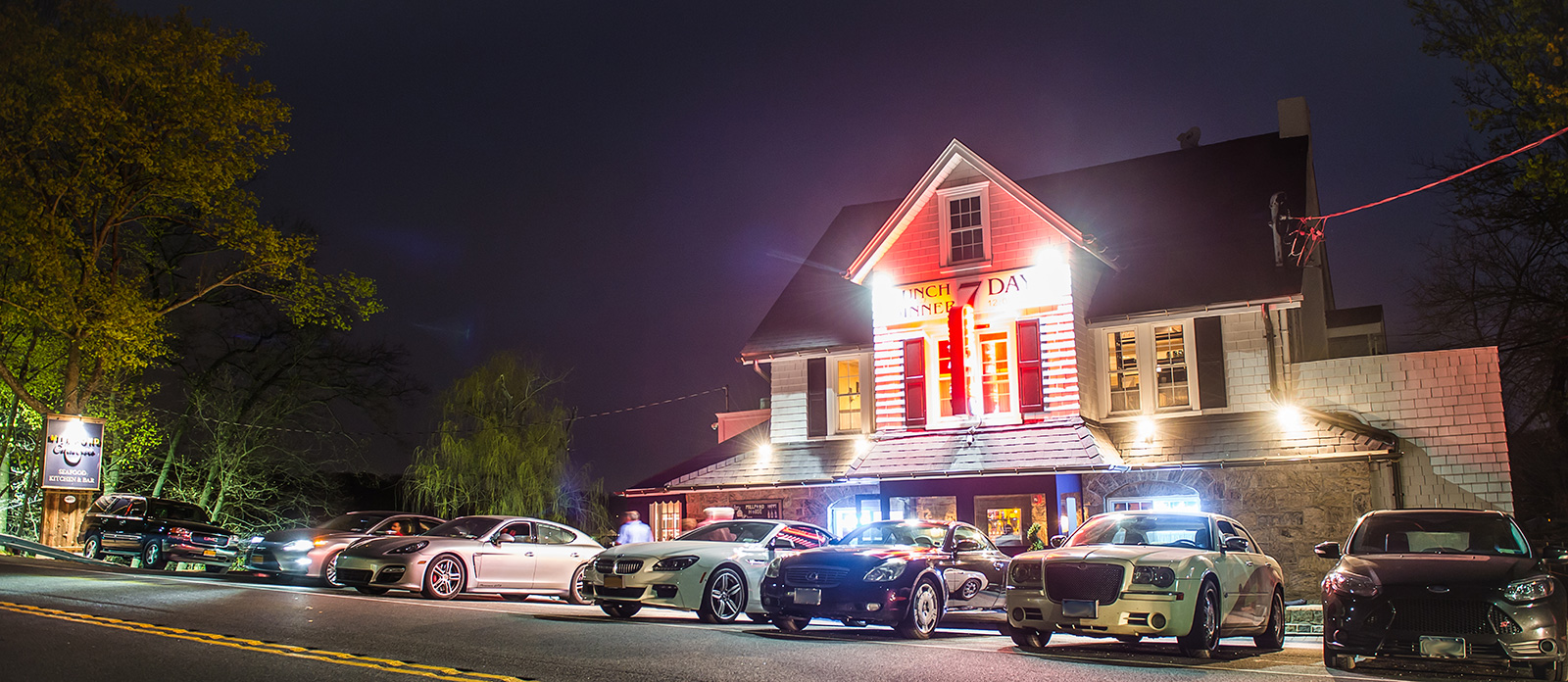 Mill Pond House at 437 E Main St., Centerport is offering during select times this winter a $29.95 prix-fixe menu.