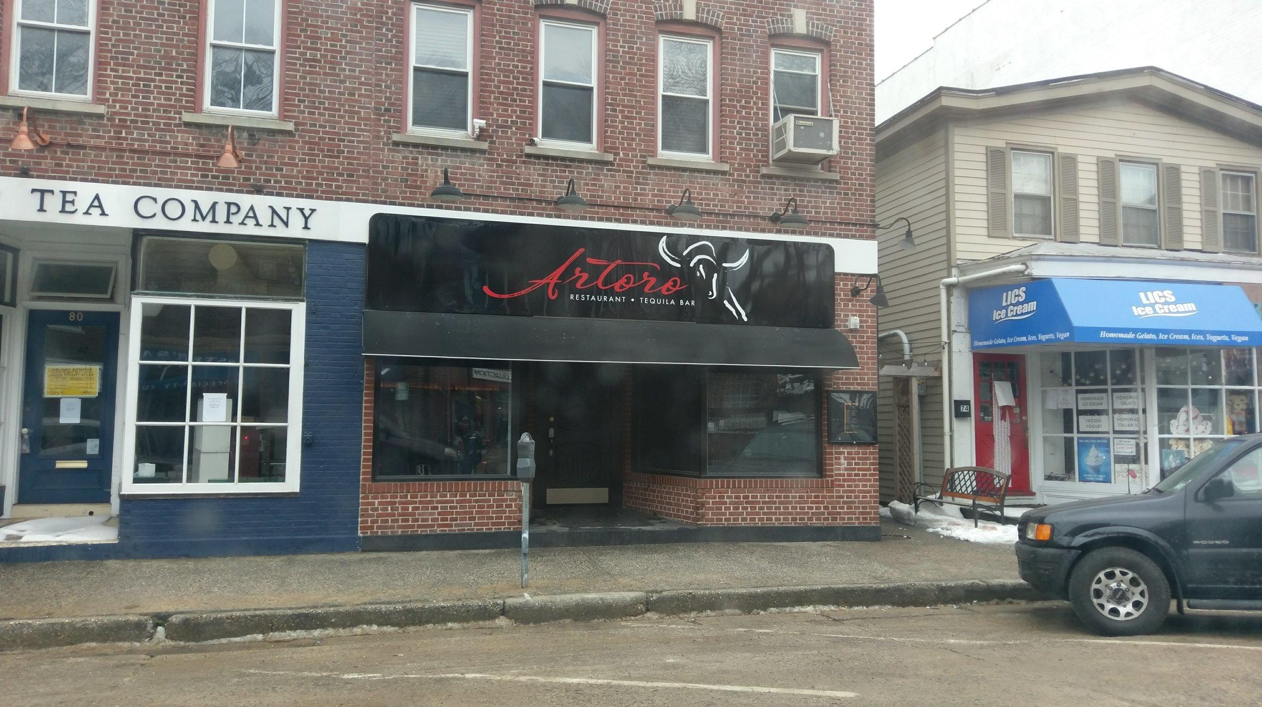 Latin restaurant and tequila bar ArToro is now open at 78 Main St., Northport village.     Long Islander News photo/Andrew Wroblewski