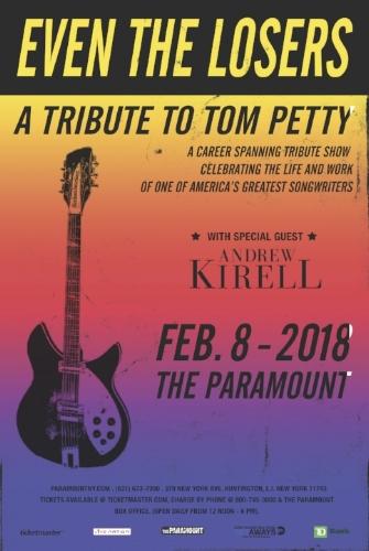 Island-based Tribute Band Honors Tom Petty — Long Islander News