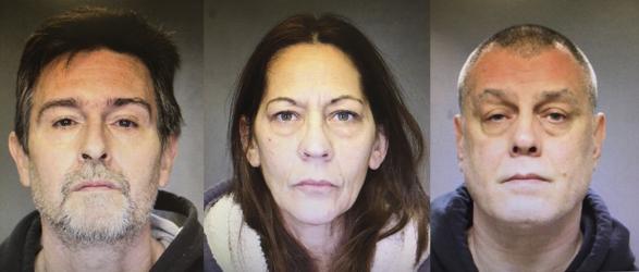 PD: Suffolk Task Force Arrests Heroin-Dealing Trio — Long