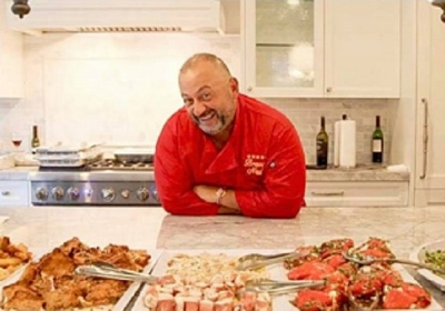 Chef Nader Gebrin is offering his culinary services to those planning private parties.   Photo/Facebook/Bravo Nader