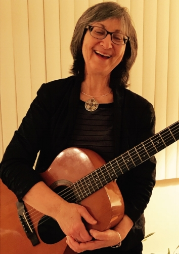 """Huntington musician Linda Sussman will take the stage at Finley's in Huntington on April 6 to support her most recent CD """"Every Road."""""""