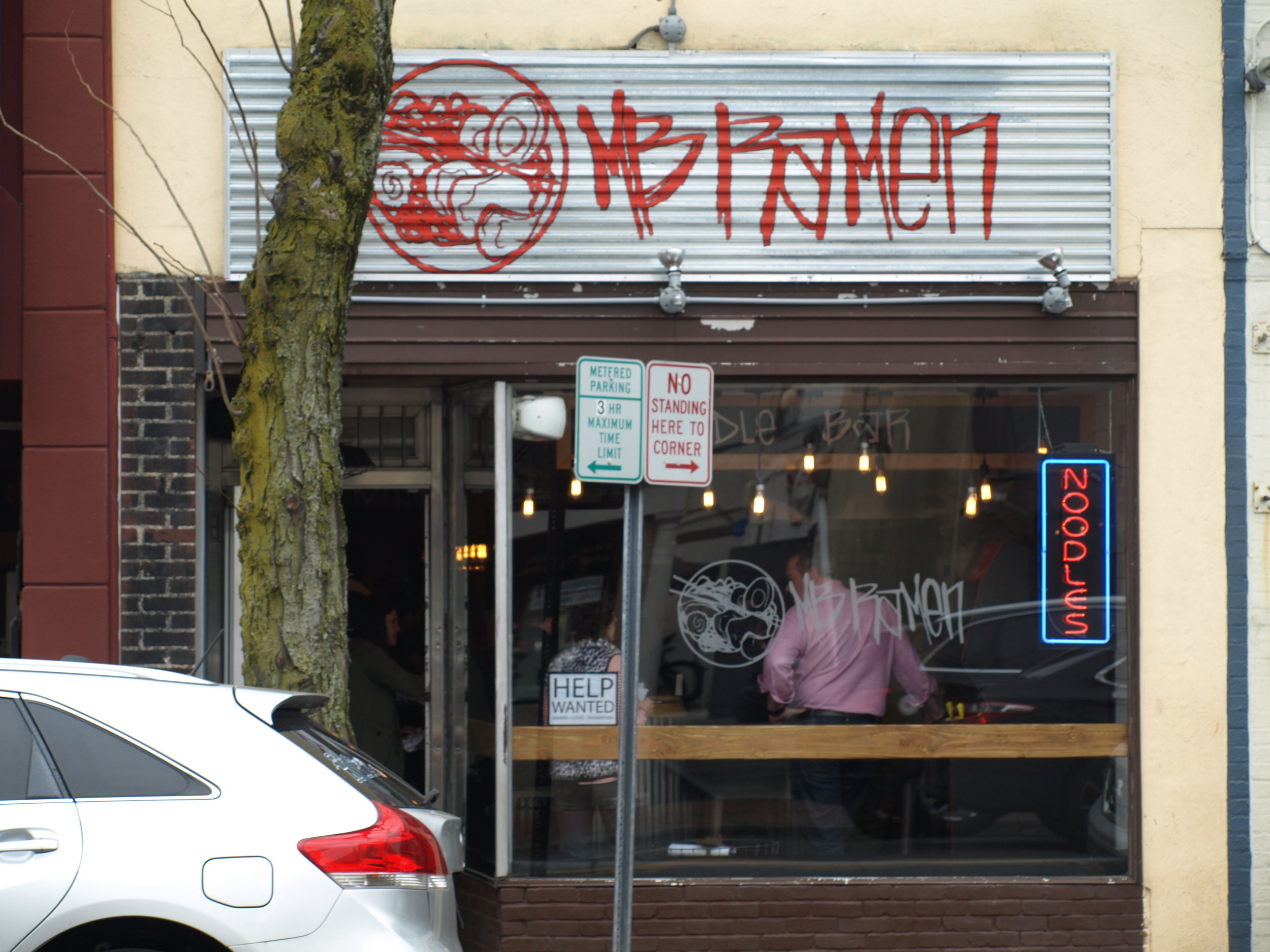 MB Ramen recently opened at 335 New York Ave. in Huntington village.