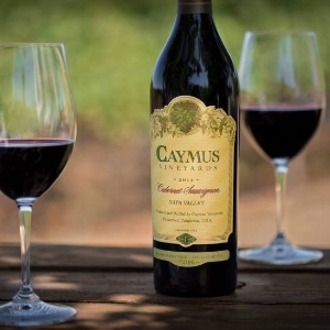 Caymus Winery's Cabernet Sauvignon will be uncorked at an exclusive wine dinner, May 2 at Jonathan's Ristorante.