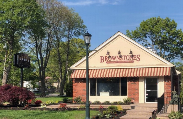 The new Brownstones location at 361 Larkfield Road, East Northport opened for business last week.   (Photo/Facebook/Brownstones)
