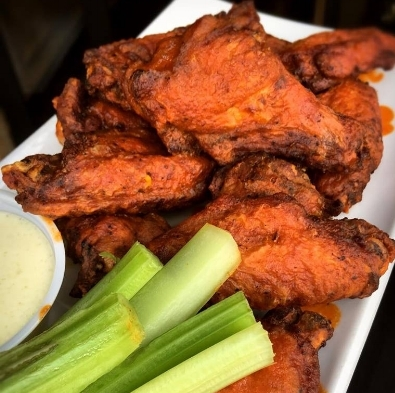 Brews Brothers at 69 Wall St., Huntington is hosting a celebration of their award winning wings on Monday, 6-11 p.m.   (Photo/Facebook/Brews Bros Huntington)