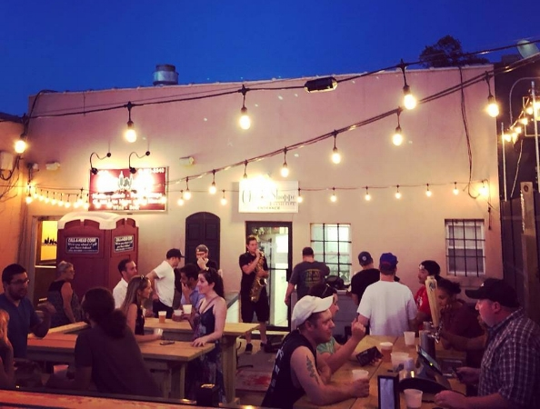 NY Panini is Huntington's newest outdoor dining spot following the opening of its dining patio earlier this month.