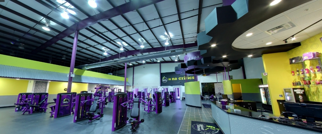 A portion of Planet Fitness' Melville location at 25 Ruland Road.   (Image/PlanetFitness.com)