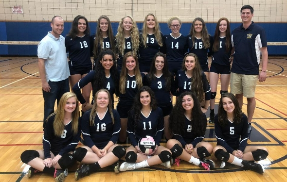 Northport High School girls varsity volleyball team has had success so far this season due to the players devotedness to their team.