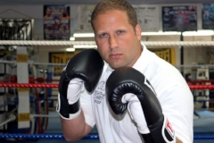 "Boxer Grant ""The Bull"" Havasy of Lloyd Harbor is managing partner of Blue and Gold Homes & Builder Funding."