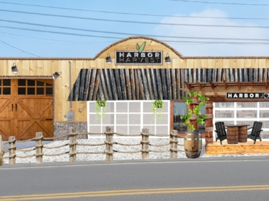 Connecticut-based Harbor Harvest is planning to open its second retail location at the edge of Huntington Harbor of 135 New York Avenue in Halesite.