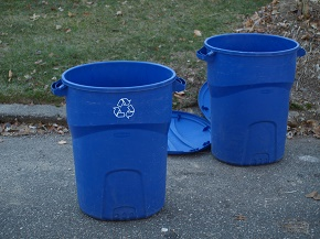 You'll need two pails to sort recycling starting Jan. 2 when Huntington returns to separate collection days for paper and cardboard, and glass and plastic recyclables.