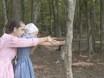 """Rita and Cora Aiming"" was shot in Tennessee during 2007."