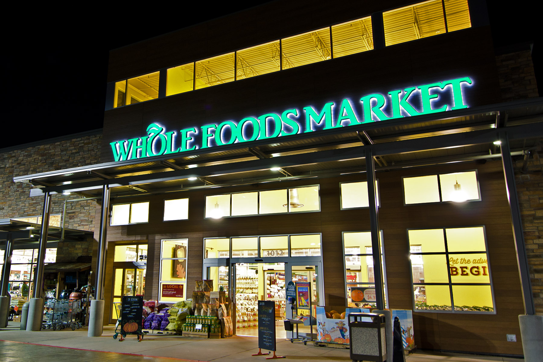 Whole Foods Market is set to open the company's fourth store on Long Island in Commack on April 3.