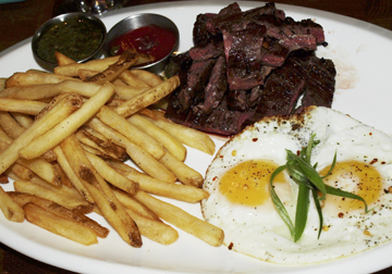 Steak 'n Eggs