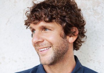 Country music singer Billy Currington plays back-to-back nights at The Paramount in May.    adobe.c