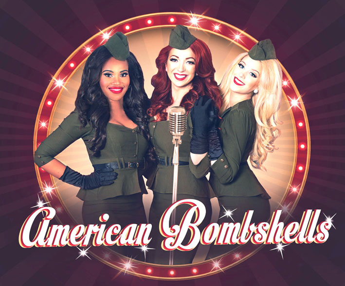 The American Bombshells will share a message of gratitude for those who served at the John W. Engeman Theater on June 17.