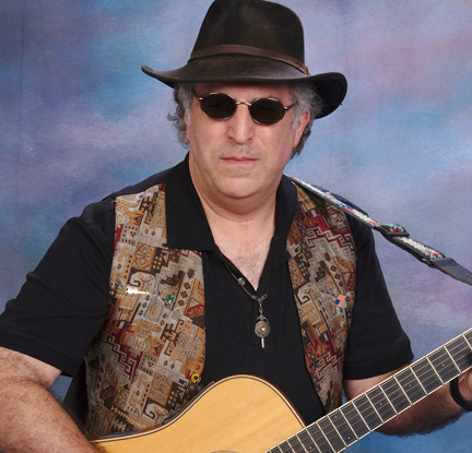 Singer, songwriter and poet Jim Frazzitta has resumed performing.