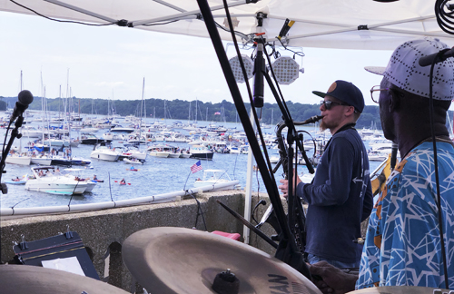 Organizers of the popular Huntington Lighthouse Music Fest held every Labor Day weekend pulled the plug on the event after butting heads with town attorneys.