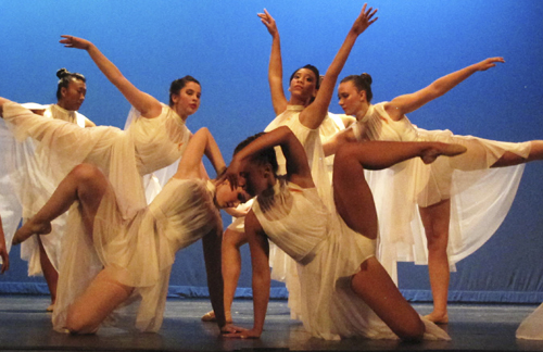 Long Island Dance Consortium performs June 26.   Photo by Clemente Ettrick