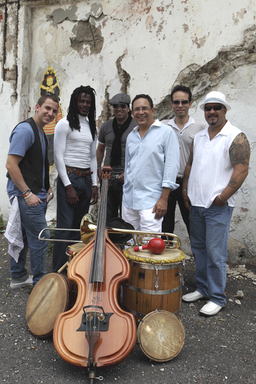 Plena Libre brings the lively sounds of Mexico June 30.