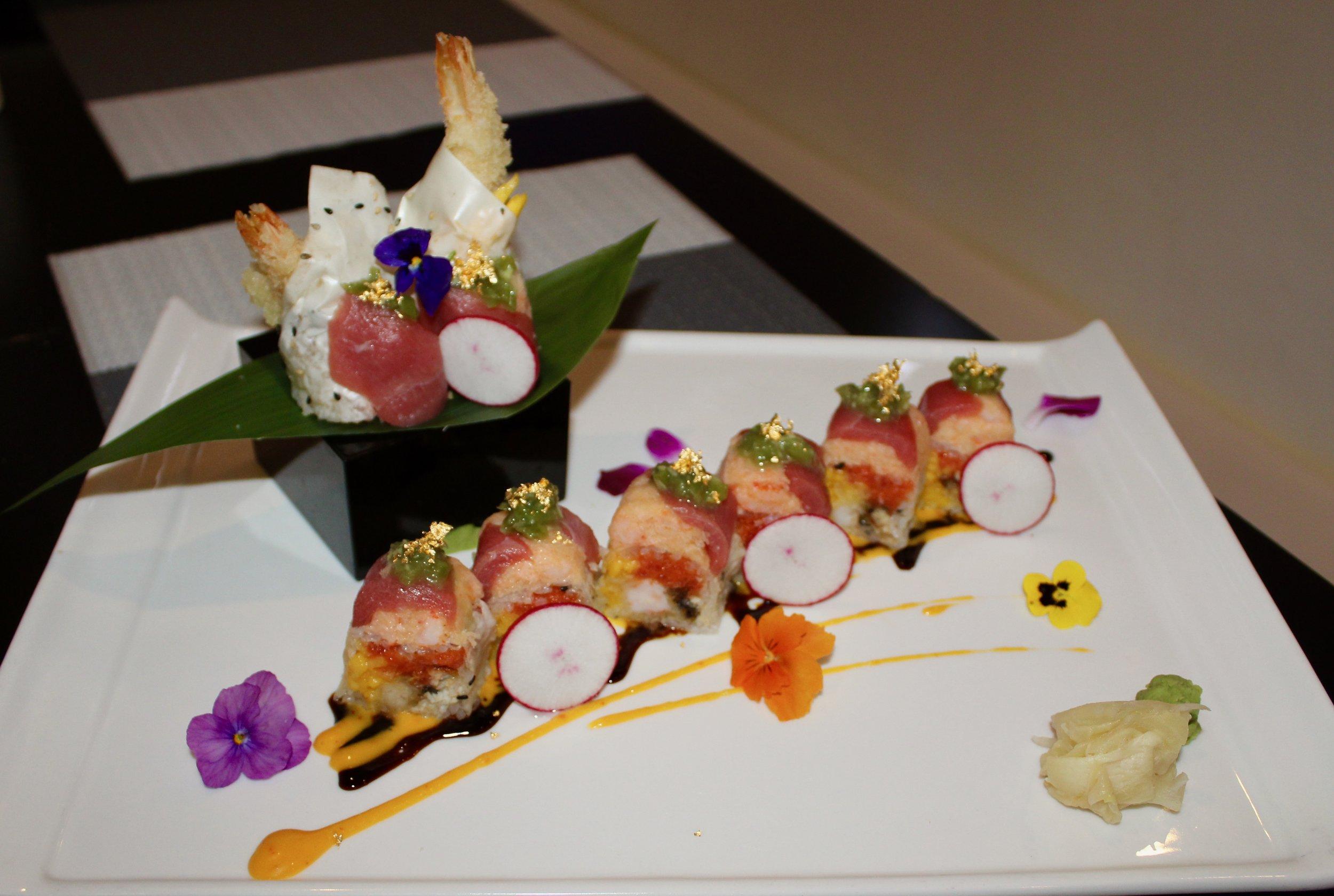 Fancy Toro Roll