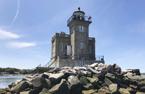 To mark National Lighthouse Day, the Huntington Lighthouse Preservation Society is offering tours of the local landmark, including a deluxe candlelight dinner version.