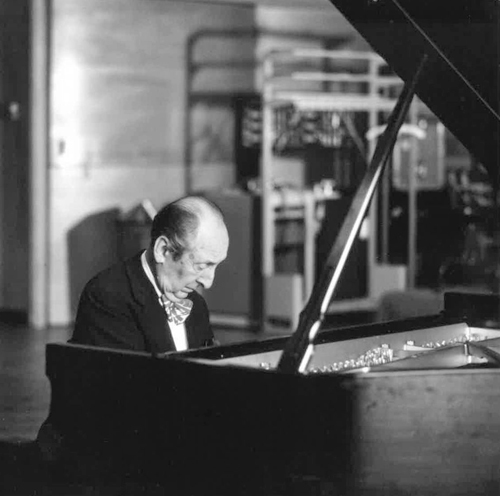 Legendary concert pianist Vladimir Horowitz so loved his Steinway grand piano he took it on tour with him at considerable trouble and expense. Horowitz died 30 years ago but the piano is still on tour.