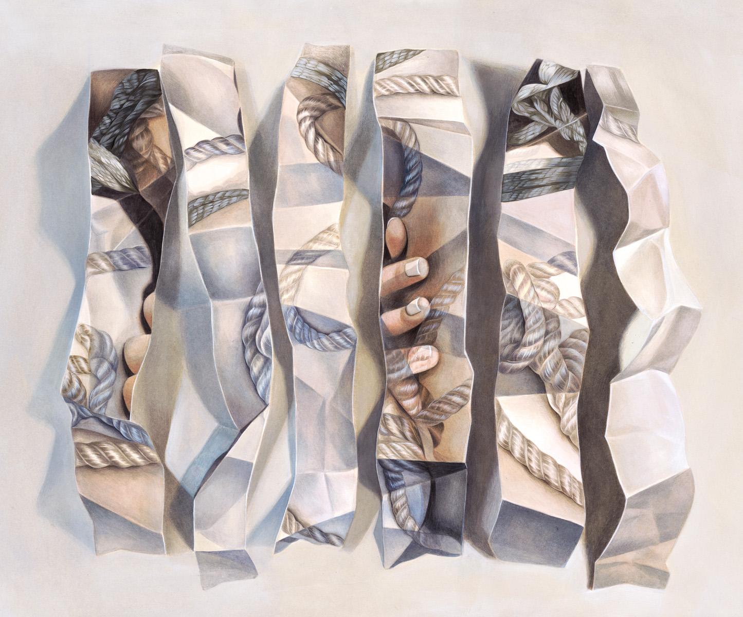Sarah (paper Strips)
