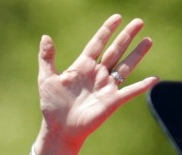 Future Hand: The ego mount throws line of influence of leadership and service off course.