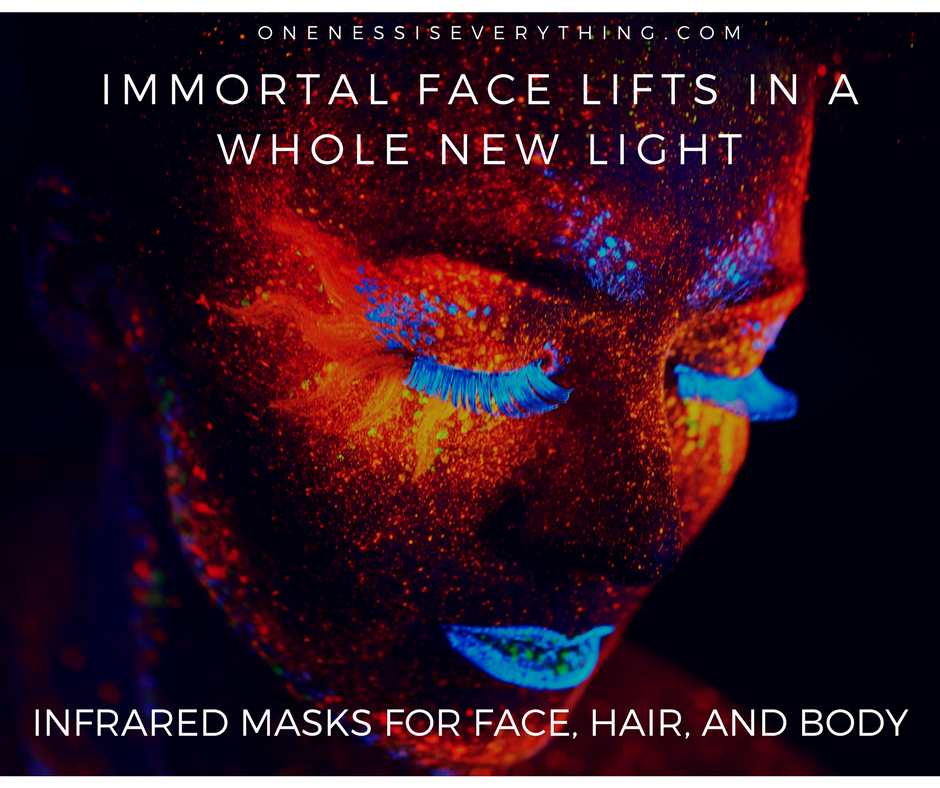 Unlimited Access to Immortal InfraredLight Masks - Enjoy Unlimited access to all Immortal Infrared Light Masks for 30 days.Sign up today!