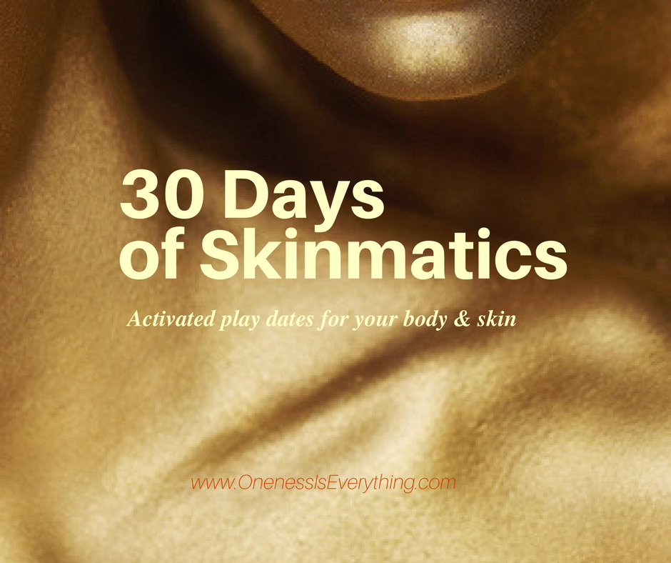 30 days of skinmatics